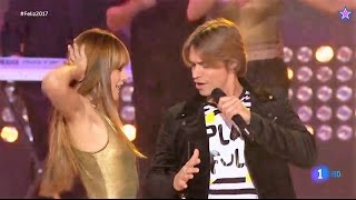Carlos Baute - Amor y Dolor -  Feliz 2017 TVE (La1 HD)