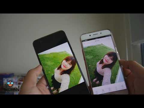 เจ้าแม่กล้องหน้า OPPO R9s วัดกันกับ Mi Note 3 มือใหม่มาแรงเรื่องเซลฟี่ ใครจะดีกว่ากันนะ