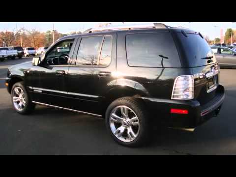 2010 Mercury Mountaineer Premier SUV in Richmond, VA 23235