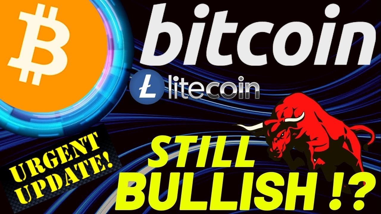 URGENT BITCOIN and LITECOIN DAILY UPDATE also INCLUDING ETHEREUM price, analysis, news, trading