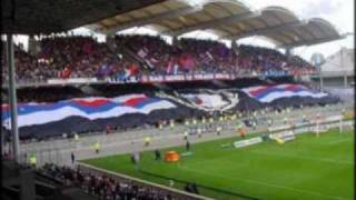 Chants Supporters Lyonnais