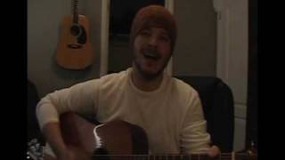 David Gray - Babylon - Acoustic cover by: Nick Motil