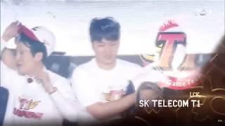 SKT 역대급 한타,  SKT super play