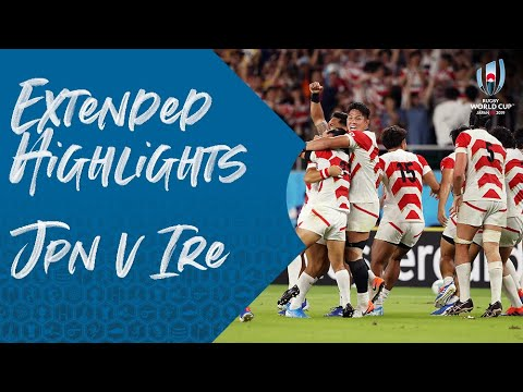 extended-highlights:-japan-19-12-ireland---rugby-world-cup-2019