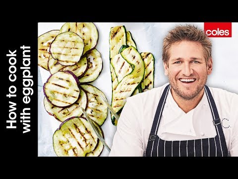 How to cook with eggplant (aubergine) with Curtis Stone