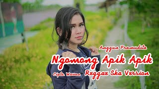 Anggun Pramudita - Ngomong Apik Apik | Ragge (Official Music Video)