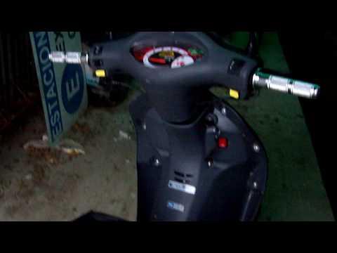 MOTOMEL TUNNING AL CORTE  PUERTO DESEADO