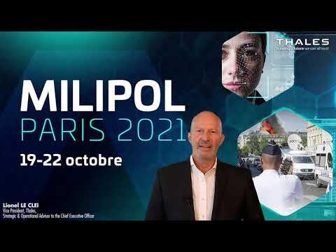 Thales@Milipol 2021