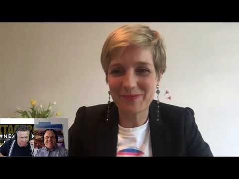 Über das Personalmanagement bei #SAP #NextTalk mit Frauke von Polier