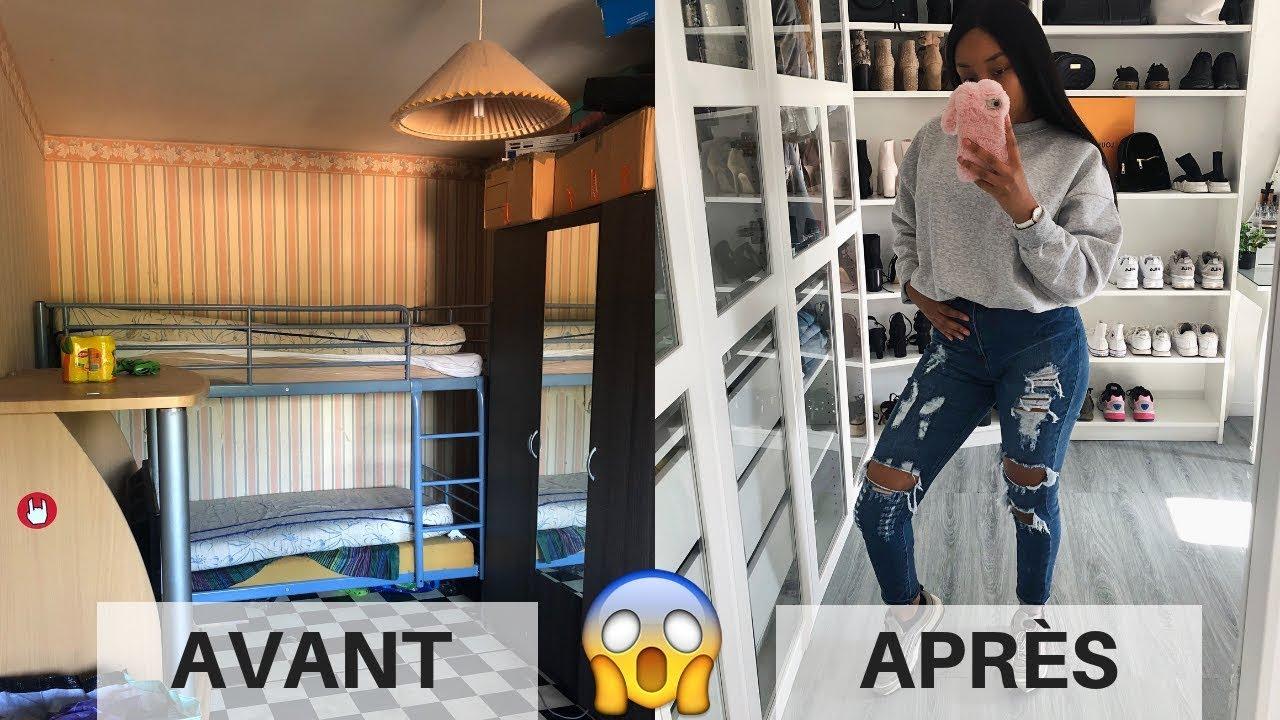 Transformation Extreme De Ma Chambre ! Le Choc ! + Room