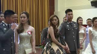 งานสามพรานแดนดาวของนักเรียนนายร้อยตำรวจ วันศุกร์ 10 พ ย  2560 วีดีโอ