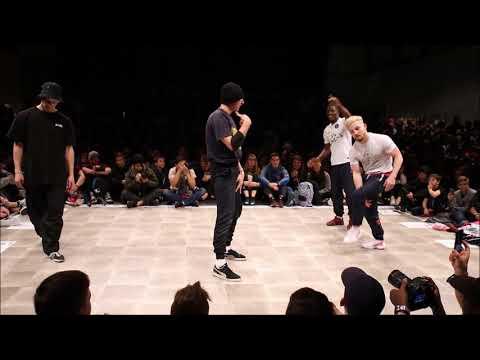 "Can & Cheerito vs Dany Dan & Lil Kev [2on2 1/8 Final]  ► LCB ""Choose YOUR Destiny"" 2017"