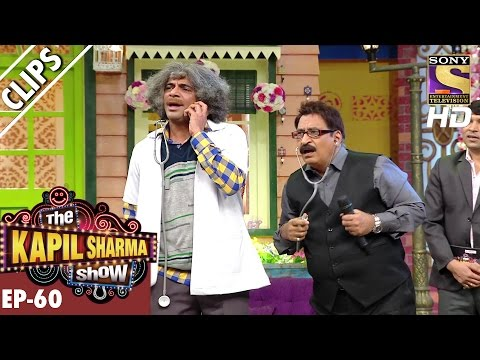 Dr. Gulati and Dr. Salunkhe Interaction -The Kapil Sharma Show–19th Nov 2016
