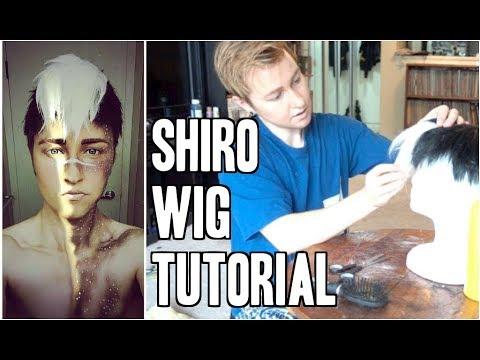 Shiro Wig Tutorial