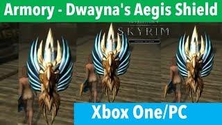 Skyrim SE Xbox One/PC Mods|Armory - Dwayna