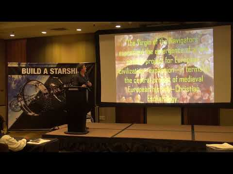 "Starship Congress 2017: Nick Nielsen, ""The Place of Lunar Civilization in Interstellar Buildout"""