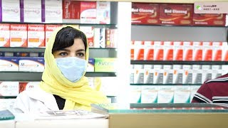 Concern over Iran's ability to curb disease