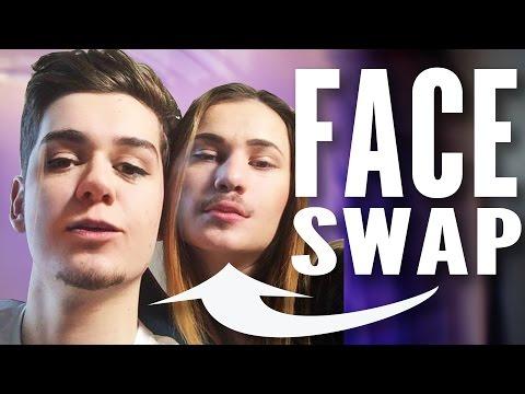 FACE SWAP - GOGO & LUCY