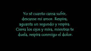 Luis Fonsi - Respira Con Letra