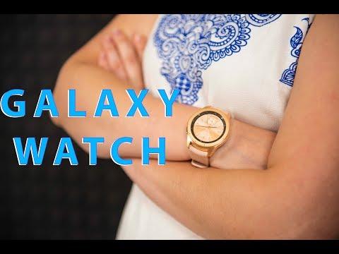 Samsung Galaxy Watch 46mm - купить умные часы  цены 1aa537acbe427