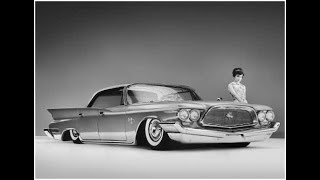 1960 Chrysler New Yorker resto