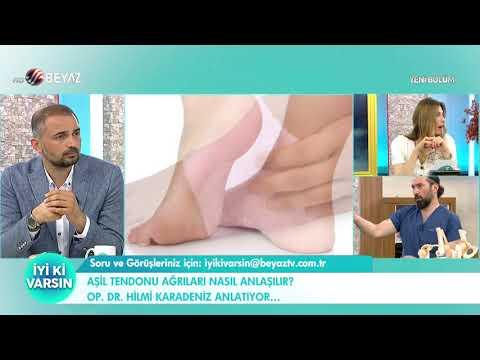 Aşil tendonu nasıl tedavi edilir?