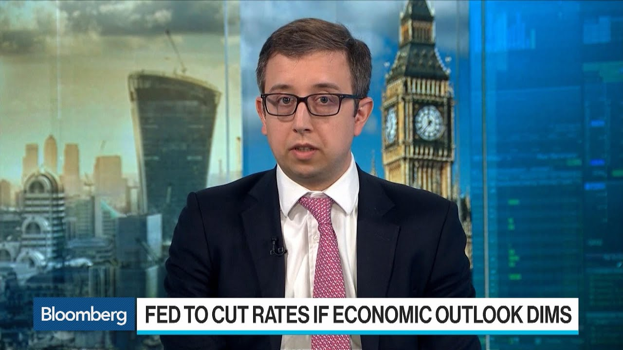 Rate Markets Imply Fed to Cut Rates `Significantly': Morgan Stanley