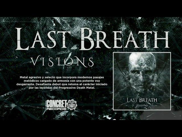 Last Breath - Repentance (Album: Visions)