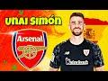 🔥 Unai Simón ● This Is Why Arsenal Want Unai Simón 2021 ► Skills & Best Saves