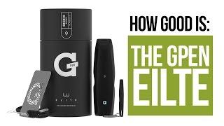 G Pen Elite Vaporizer Review