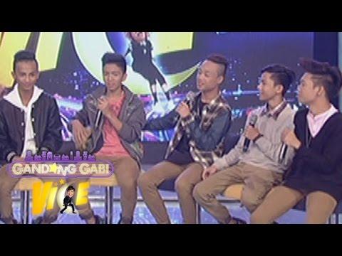 GGV: Vice Ganda meets Hasht5