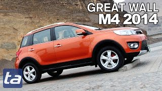 Great Wall M4 2014 en Perú I Video en Full HD I Todoautos.pe