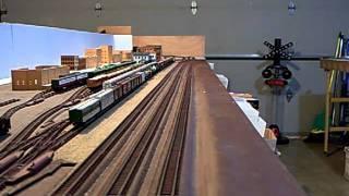 Streamlined Backshop Services N-Scale GE FDL16 Sound Boxcar