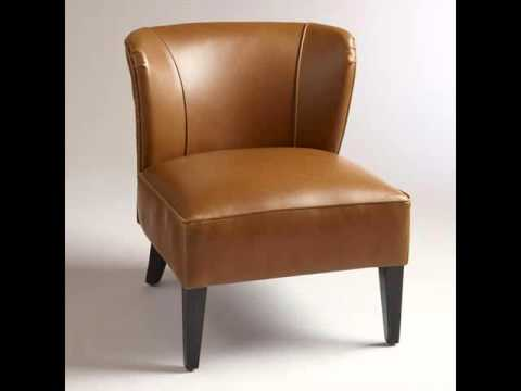 leather chair modern ergonomic visitor living room chairs in classic designs