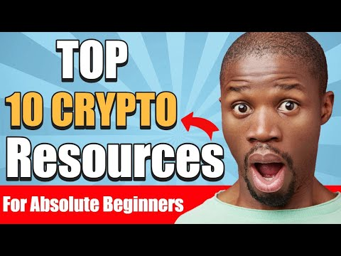 Top Ten Crypto Resources for Absolute Beginners  2019