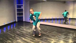 Илья Вяльцев - урок 2: видео танец хаус