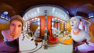 360-Grad-Video: Circus Roncalli in Wien