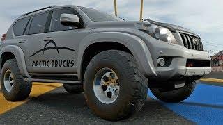 Forza Motorsport 7 - Toyota Land Cruiser Arctic Trucks AT37 2017 - Test Drive Gameplay HD