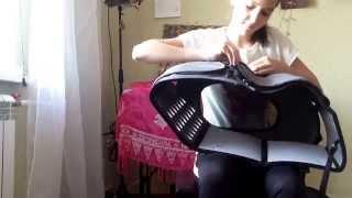 Сумка ibiyaya 3в1. Рюкзак-переноска-тележка для собак.