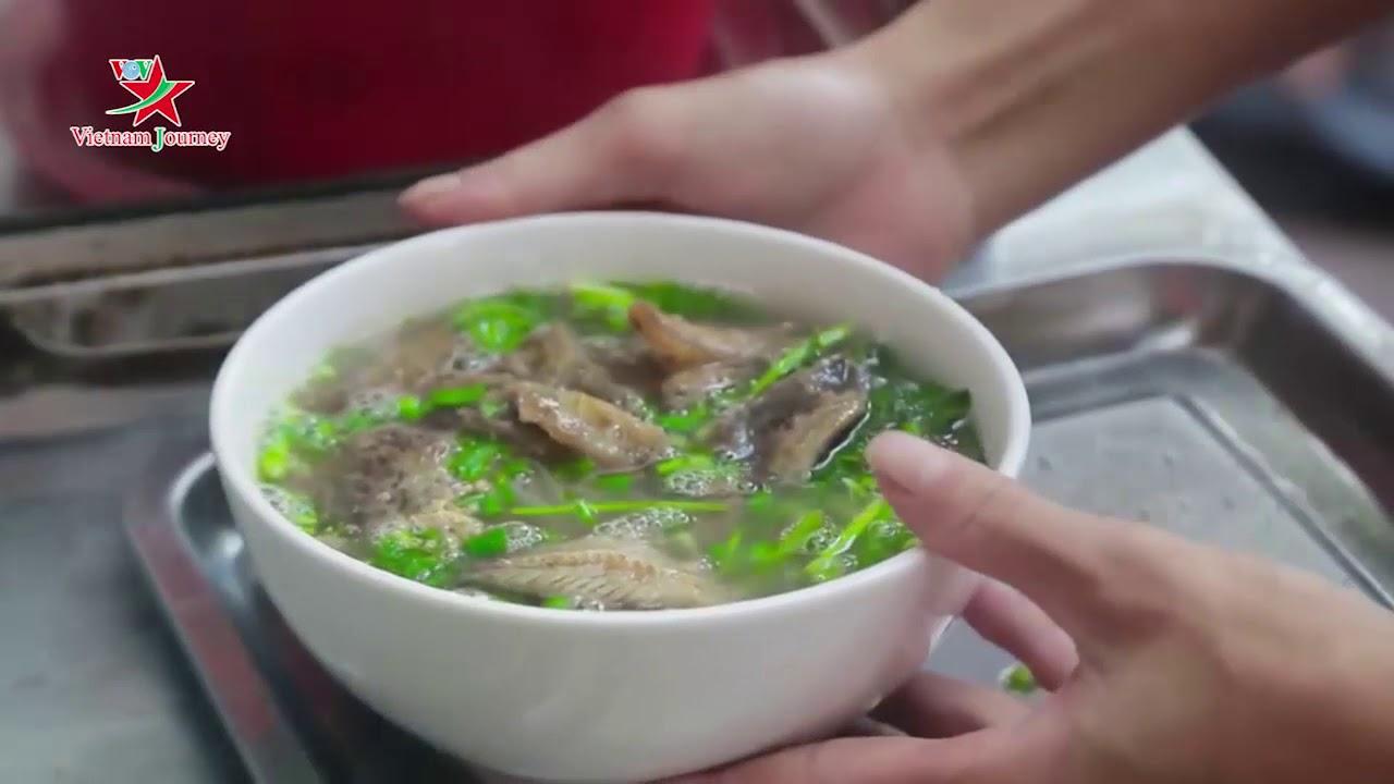 Hà Nội lọt top tour du lịch ẩm thực hấp dẫn nhất thế giới | Truyền hình du lịch