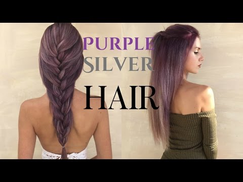 how-to:-purple-silver-metallic-hair-|-stella