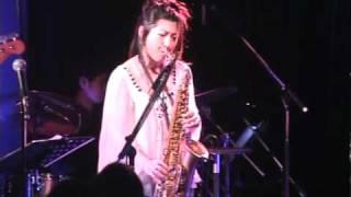 LIVE@BluesAlleyJapan 小林 香織(A,Sax) MASA 小浜(Gt) 寺田 正彦...
