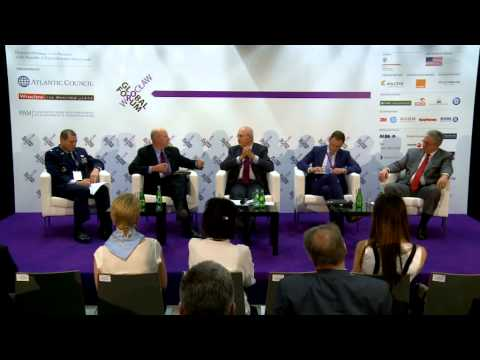 Wroclaw Global Forum 2013 - Transatlantic and European Missile Defense Systems