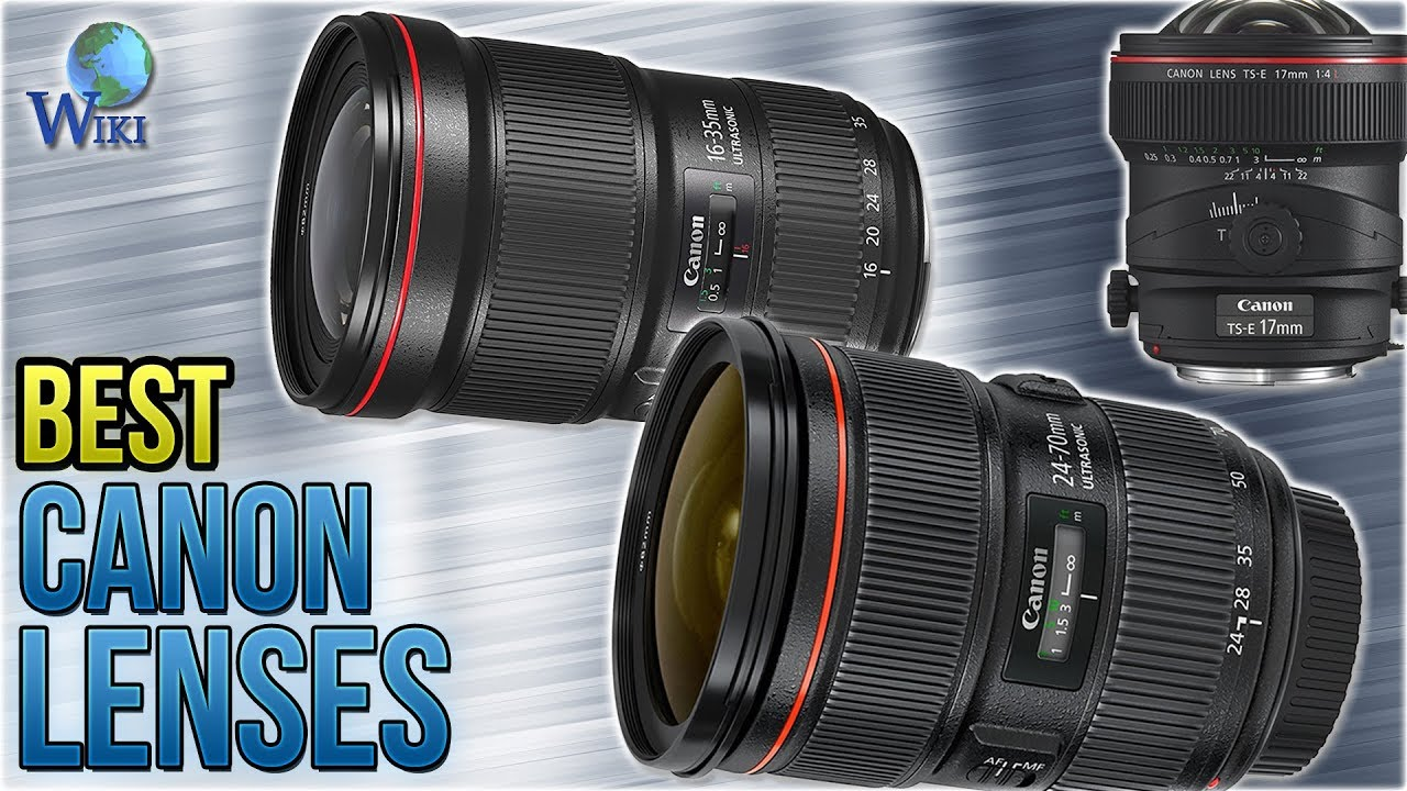 best dating canon lens for video 2017