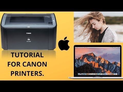 Canon LBP 2900 LBP 2900B And LBP 3000 Series Drivers For Mac OS Mojave
