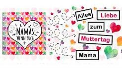 Wenn Buch - Das Perfekte Geschenk zum Muttertag