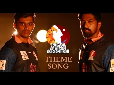 Royal MITEANS Moodbidri | Official Theme Song | Mangalore Premier League