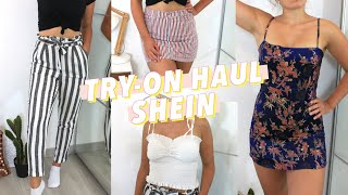 HAUL SHEIN (try-on)