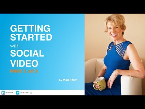 How To Create Compelling Video for Facebook & Instagram - Mari Smith & Wave Video App