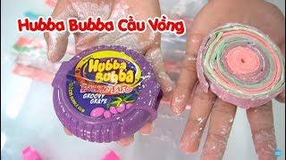 Làm kẹo Gum HUBBA BUBBA Cầu Vồng TROLL Anh Su Hào...🤣Cười ra nước mắt🤣 (Gum Hubba Bubba Rainbow)